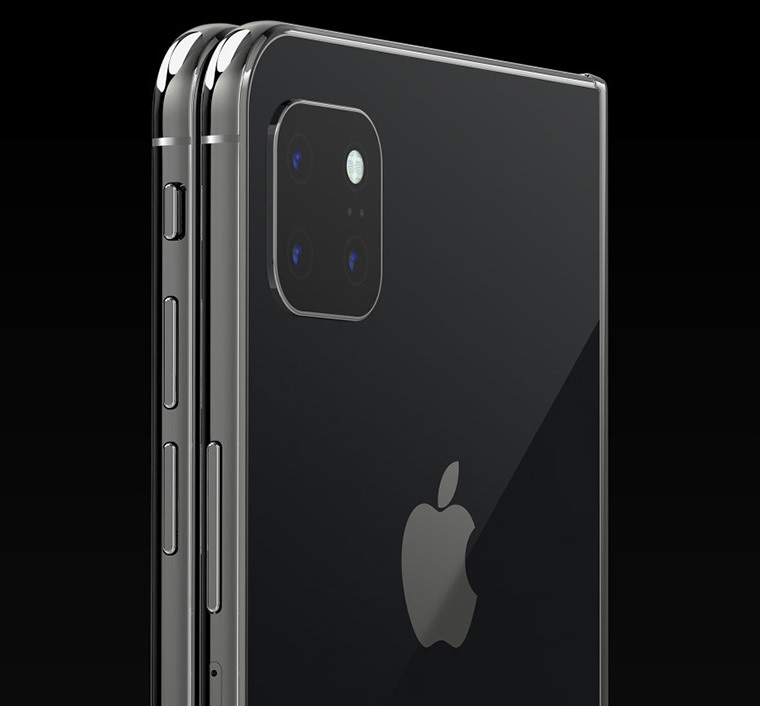 leakstech iphone fold