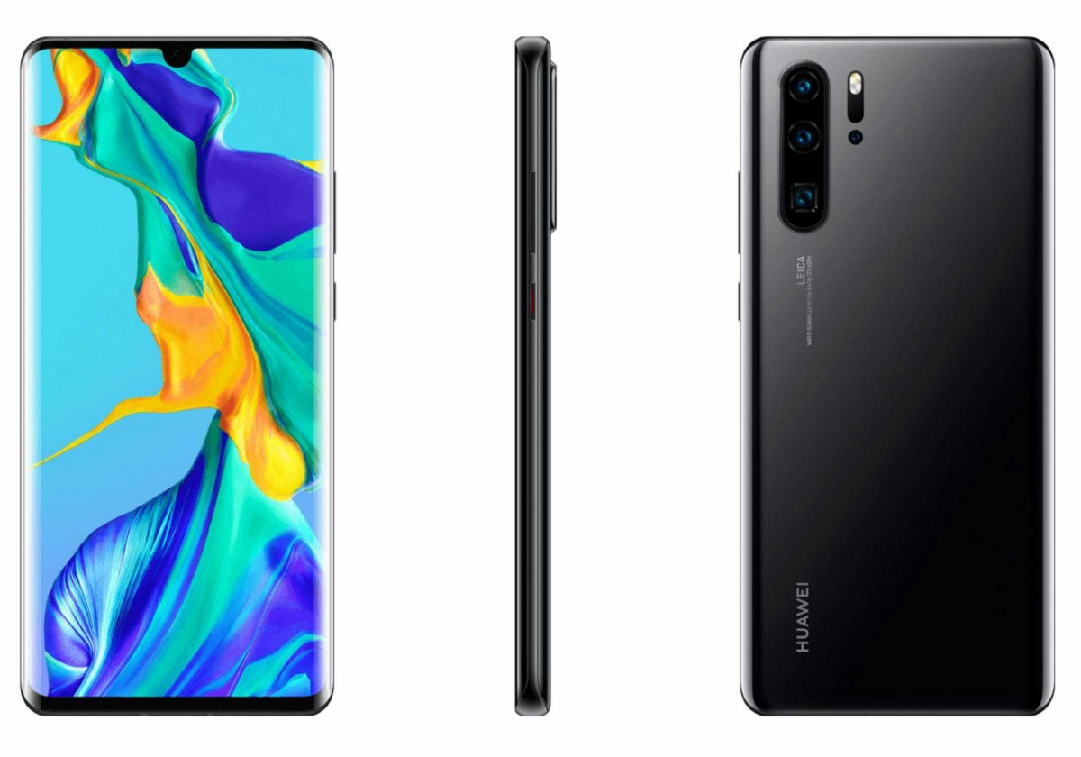 Huawei P30 & P30 Pro explicit specs leak in the vanguard of March 26 launch
