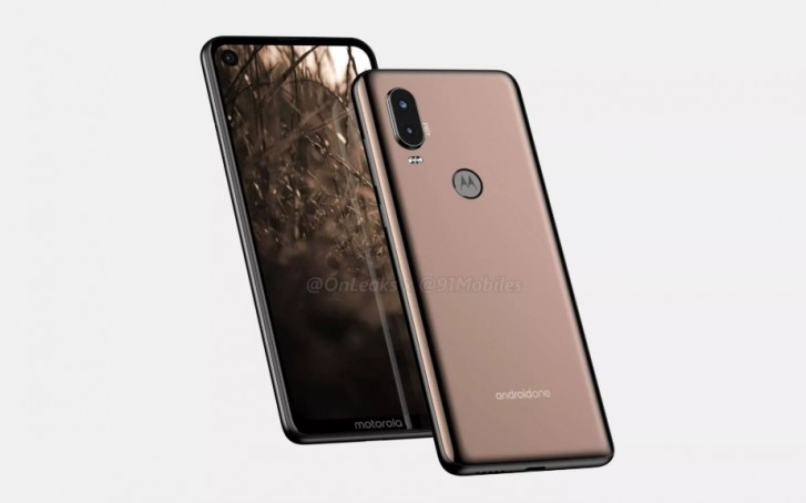 Motorola One Vision gets Wi-Fi certification