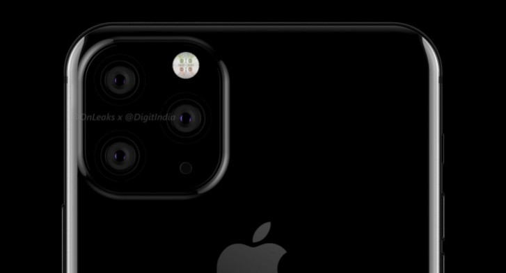 iPhones really are going to have square rear cameras?