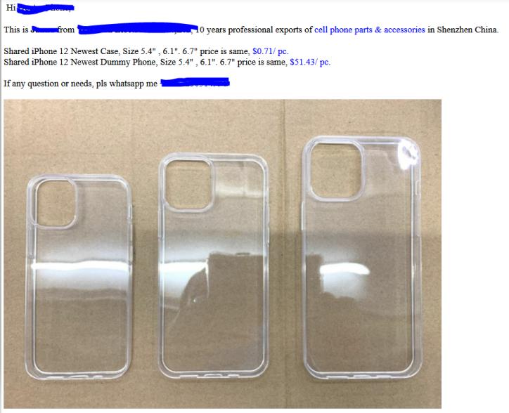 iphone 12 transparent cases 3 1
